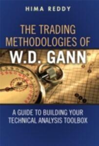 Ebook in inglese Trading Methodologies of W.D. Gann Reddy, Hima