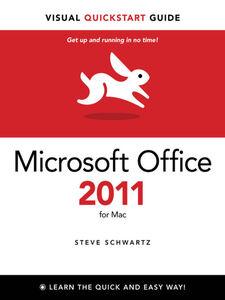 Ebook in inglese Microsoft Office 2011 for Mac Schwartz, Steve