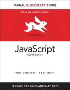 Ebook in inglese JavaScript Negrino, Tom , Smith, Dori