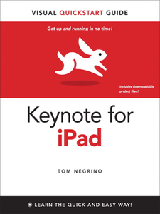 Ebook in inglese Keynote for iPad Negrino, Tom
