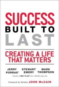 Ebook in inglese Success Built to Last Emery, Stewart , Porras, Jerry , Thompson, Mark