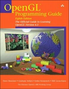 Ebook in inglese OpenGL Programming Guide Kessenich, John , Licea-Kane, Bill , Sellers, Graham , Shreiner, Dave