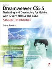 Adobe Dreamweaver CS5.5 Studio Techniques