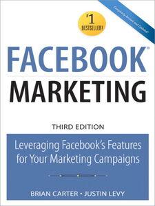 Ebook in inglese Facebook Marketing Carter, Brian , Levy, Justin