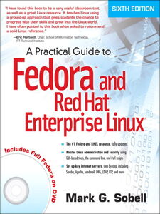 Ebook in inglese A Practical Guide to Fedora™ and Red Hat® Enterprise Linux® Sobell, Mark G.