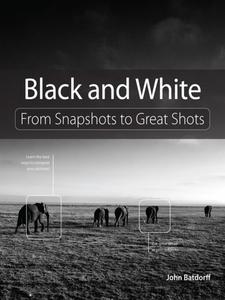 Ebook in inglese Black and White Batdorff, John