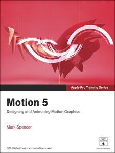 Foto Cover di Motion 5, Ebook inglese di Mark Spencer, edito da Pearson Education