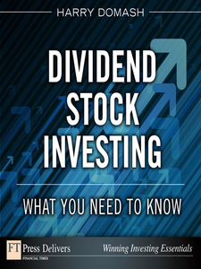 Ebook in inglese Dividend Stock Investing Domash, Harry