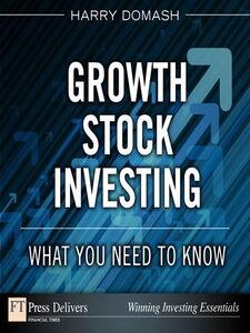 Foto Cover di Growth Stock Investing, Ebook inglese di Harry Domash, edito da Pearson Education