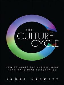 Foto Cover di The Culture Cycle, Ebook inglese di James Heskett, edito da Pearson Education
