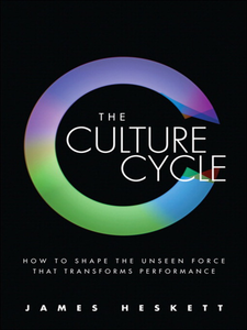 Ebook in inglese The Culture Cycle Heskett, James