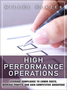 Ebook in inglese High Performance Operations Glazer, Hillel