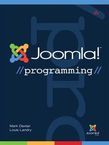 Ebook in inglese Joomla! Programming Dexter, Mark , Landry, Louis