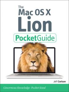Ebook in inglese Mac OS X Lion Pocket Guide Carlson, Jeff