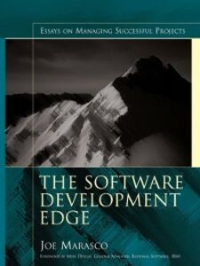 Ebook in inglese The Software Development Edge Marasco, Joe