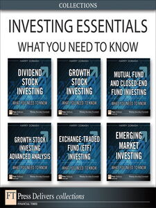 Foto Cover di Investing Essentials, Ebook inglese di Harry Domash, edito da Pearson Education