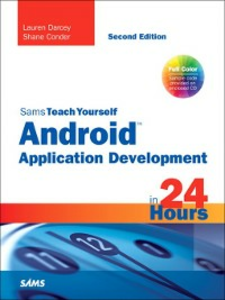 Ebook in inglese Sams Teach Yourself Android™ Application Development in 24 Hours Conder, Shane , Darcey, Lauren