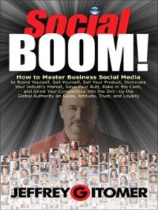 Ebook in inglese Social BOOM! Gitomer, Jeffrey