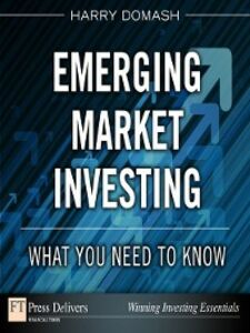 Ebook in inglese Emerging Market Investing Domash, Harry