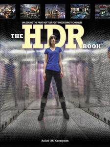 Ebook in inglese The HDR Book Concepcion, Rafael