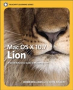 Ebook in inglese Mac OS X Lion Tollett, John , Williams, Robin