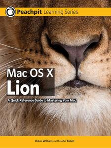 Ebook in inglese Mac OS X Lion Tollett, John , Williams, Robin