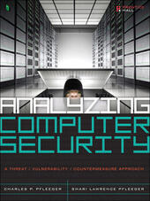 Analyzing Computer Security