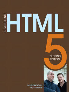 Ebook in inglese Introducing HTML5 Lawson, Bruce , Sharp, Remy