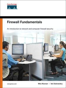 Foto Cover di Firewall Fundamentals, Ebook inglese di Ido Dubrawsky,Wes Noonan, edito da Pearson Education