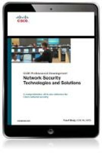 Ebook in inglese Network Security Technologies and Solutions (CCIE Professional Development Series) Bhaiji, Yusuf