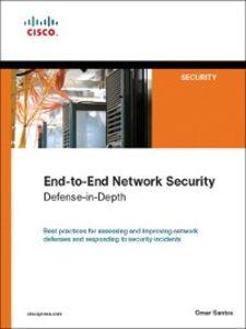 Ebook in inglese End-to-End Network Security Santos, Omar