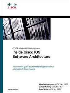 Ebook in inglese Inside Cisco IOS Software Architecture Bollapragada, Vijay , Murphy, Curtis , White, Russ