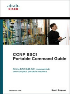 Ebook in inglese CCNP BSCI Portable Command Guide Empson, Scott