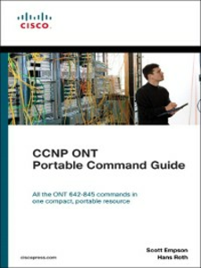 Ebook in inglese CCNP ONT Portable Command Guide Empson, Scott , Roth, Hans