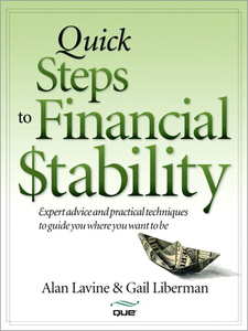 Ebook in inglese Quick Steps to Financial Stability Lavine, Alan , Liberman, Gail