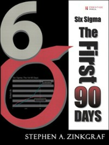 Ebook in inglese Six Sigma—The First 90 Days Zinkgraf, Stephen A.