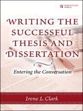 Writing the Successful Thesis & Dissertation