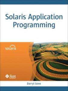 Ebook in inglese Solaris™ Application Programming Gove, Darryl