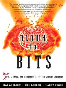 Ebook in inglese Blown to Bits Abelson, Hal , Ledeen, Ken , Lewis, Harry