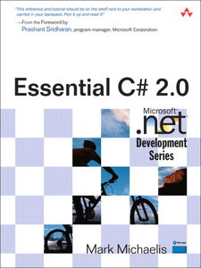 Ebook in inglese Essential C# 2.0 Michaelis, Mark