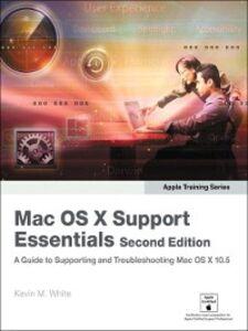 Foto Cover di Apple Training Series, Ebook inglese di Kevin M. White, edito da Pearson Education