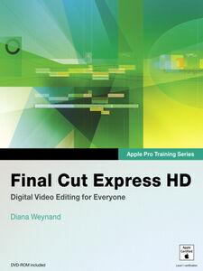 Ebook in inglese Final Cut Express HD Weynand, Diana