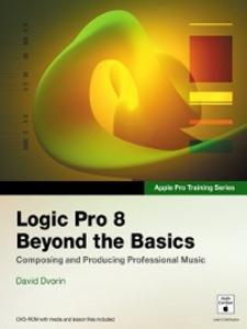 Ebook in inglese Logic Pro 8 Dvorin, David