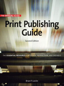 Ebook in inglese Official Adobe Print Publishing Guide Lawler, Brian P.