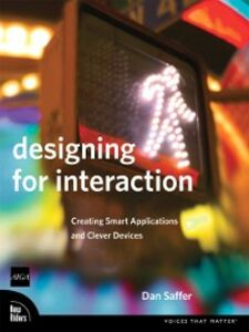 Ebook in inglese Designing for Interaction Saffer, Dan