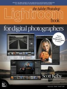 Ebook in inglese The Adobe Photoshop Lightroom Book for Digital Photographers Kelby, Scott