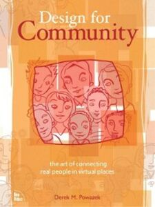 Ebook in inglese Design for Community Powazek, Derek