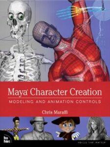 Ebook in inglese Maya Character Creation Maraffi, Chris