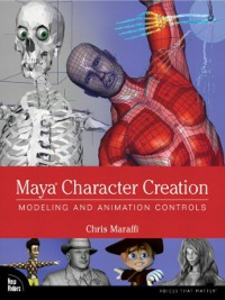 Ebook in inglese Maya Character Creation Maraffi, Chris