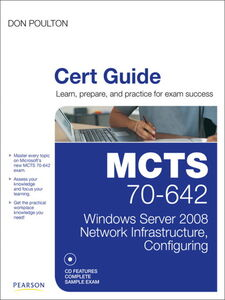 Ebook in inglese MCTS 70-642 Cert Guide Poulton, Don